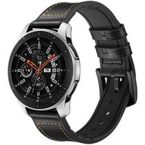 iMoshion Echtes Lederband Watch 46mm / Gear S3 Frontier / S3 Classic