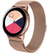 iMoshion Milanese Armband Galaxy Watch 40/42mm / Active 2 42/44 mm