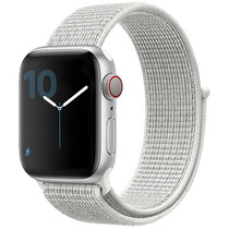 iMoshion Nylon-Armband Apple Watch Serie 1/2/3/4/5 42/44mm - Weiß