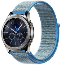iMoshion Nylon-Armband Galaxy Watch 46mm /Gear S3 Frontier/S3 Classic