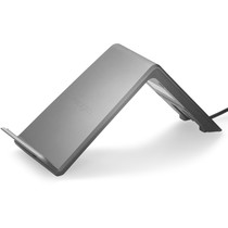 Spigen Essential Fast Wireless Charger - 10W - Schwarz