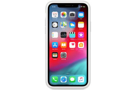 Apple Smart Battery Case für das iPhone Xs / X - White