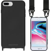 iMoshion Farbhülle mit Band - Nylonband iPhone 8 Plus/7 Plus /6s Plus