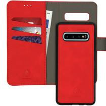 iMoshion Entfernbarer 2-1 Luxus Booktype Hülle Samsung Galaxy S10