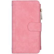Luxuriöse Portemonnaie-Hülle Rosa für Samsung Galaxy S20