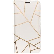 Design TPU Bookcase für das Samsung Galaxy S10