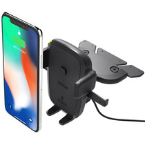 iOttie Easy One Touch Wireless Fast Charging CD-Slot Mount