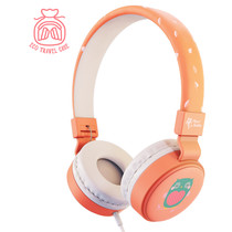 Planet Buddies Wired Headphones - Olive the Owl - Rosa