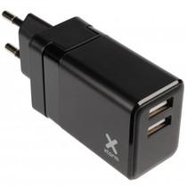 Xtorm Volt Series - Reiseladegerät 2x USB-Port - 17W