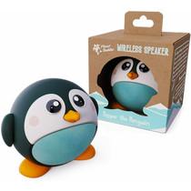 Planet Buddies Kabelloser Lautsprecher - Pepper the Penguin