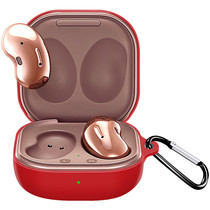 iMoshion Silicone Case Samsung Galaxy Buds Live (2020) - Rot