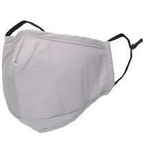 iMoshion Waschbarer Mundschutz aus 3-lagigem Baumwollgewebe - Grau