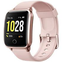 Lintelek Smartwatch Fitness Tracker 205S - Rosa