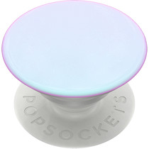 PopSockets PopGrip - Color Chrome Mermaid White