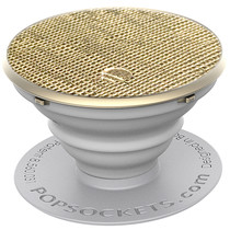 PopSockets PopSocket - Saffiano Gold