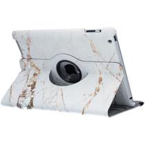 360° drehbare Design Tablet-Schutzhülle iPad 2 / 3 / 4