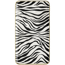 iDeal of Sweden Zafari Zebra Fashion Powerbank - 5000 mAh