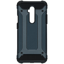 iMoshion Rugged Xtreme Case Dunkelblau für das OnePlus 7T Pro