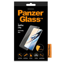 PanzerGlass Case Friendly Screenprotektor Schwarz OnePlus 7 Pro / 7T Pro