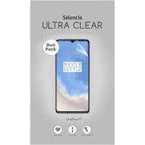 Selencia Duo Pack Screenprotector für das OnePlus 7T
