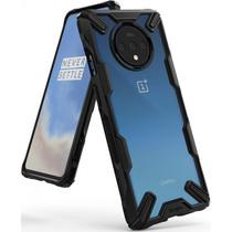 Ringke Fusion X Case Schwarz für das OnePlus 7T