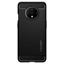 Spigen Rugged Armor Case Schwarz für das OnePlus 7T