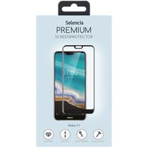 Selencia Premium Screen Protector gehärtetem Glas Nokia 7.1