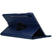 iMoshion 360° drehbare Schutzhülle Blau für das Samsung Galaxy Tab S6