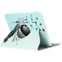 360° drehbare Design Tablet-Schutzhülle Galaxy Tab S2 9.7