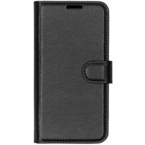 iMoshion Luxuriöse Buchtyp-Hülle Schwarz für das Nokia 2.2