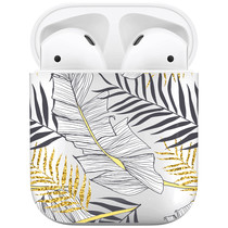 iMoshion Design Hardcover Case AirPods - Glamour Botanic