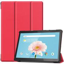 iMoshion Trifold Bookcase Lenovo Tab M10 - Rot