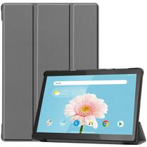 iMoshion Trifold Bookcase Lenovo Tab M10 - Grau