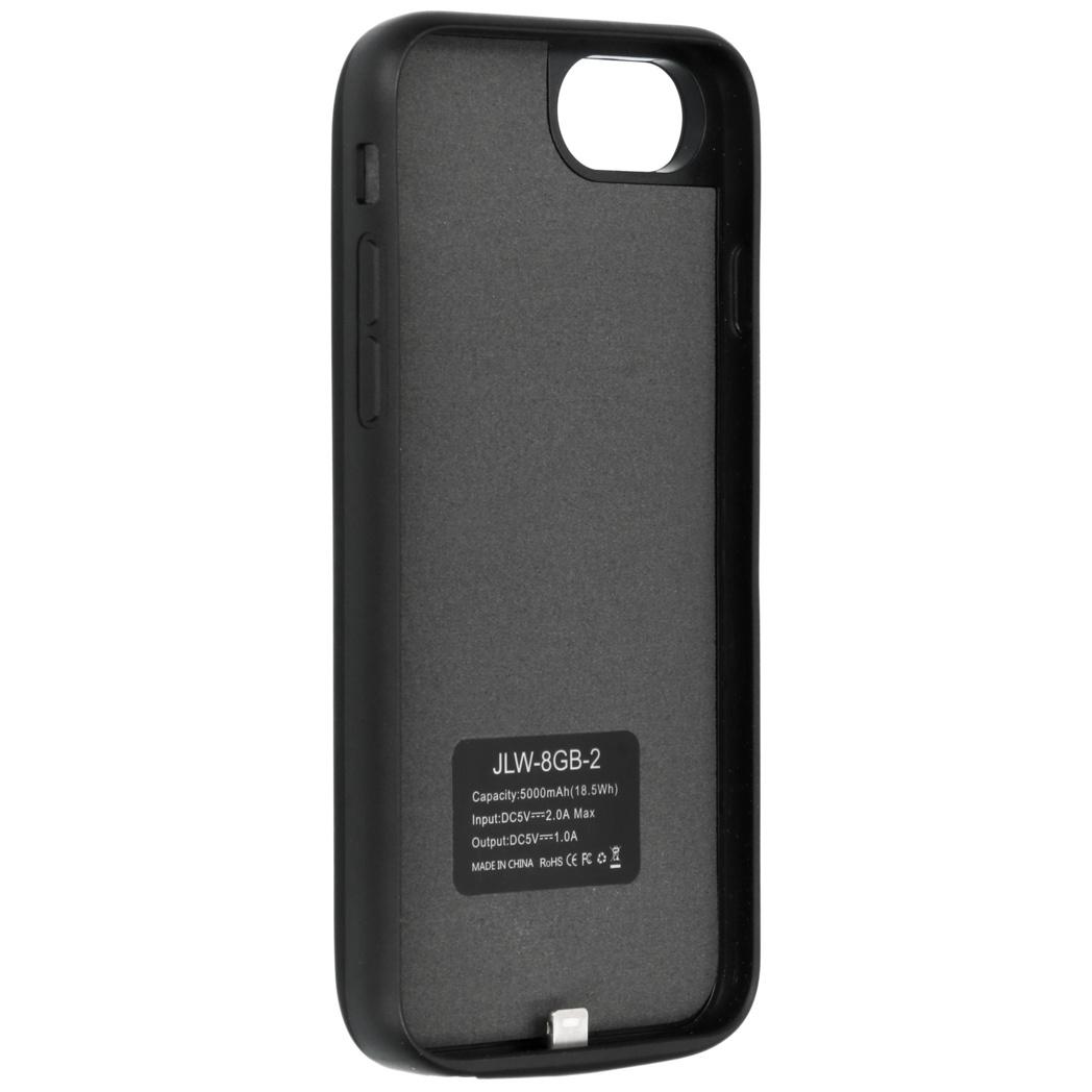Power Case 5000 mAh für das iPhone SE (2020) / 8 / 7 / 6(s)