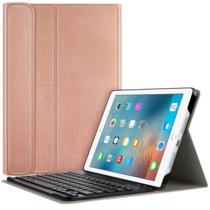 Bluetooth Keyboard Case iPad 2 / 3 / 4 - Roségold