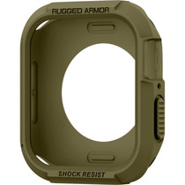 Spigen Rugged Armor™ Case Grün für die Apple Watch 44 mm