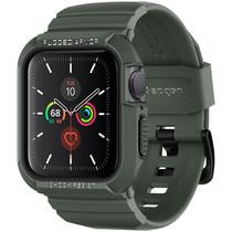Spigen Rugged Armor™ Pro Case Grün für Apple Watch 40 mm