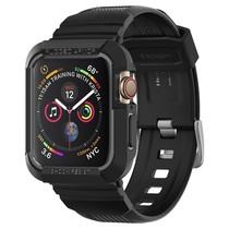 Spigen Rugged Armor™ Pro Case Schwarz für Apple Watch 44 mm