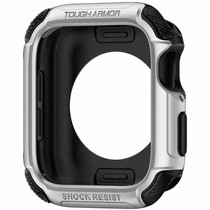 Spigen Tough Armor Case Silber für Apple Watch 44 mm