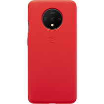 OnePlus Silicone Protective Backcover Rot für das OnePlus 7T