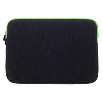 Gecko Covers Universal Zipper Laptop Sleeve 13 Zoll - Dunkelgrau