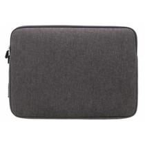 Gecko Covers Universal Zipper Laptop Sleeve 13 Zoll - Grau