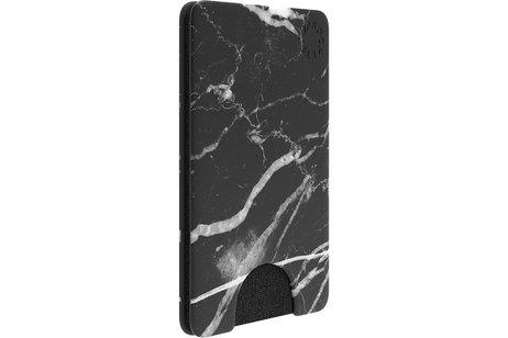 PopSockets PopWallet - Black Marble