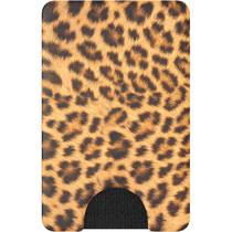PopSockets PopWallet - Cheetah Chic