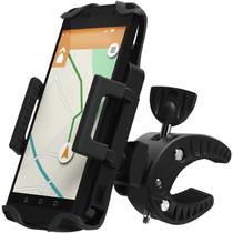 Hama Handyhalterung Schwarz für das Fahrrad