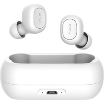 QCY T1C Komplett kabellose In-Ear-Kopfhörer - Weiß