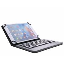 Universal Bluetooth Keyboard Case 7-8 Zoll Tablets