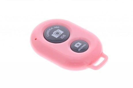 Bluetooth Selfie-Stick Rosa