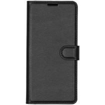 iMoshion Luxuriöse Buchtyp-Hülle Schwarz für das Redmi Note 8 Pro