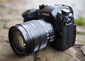 Panasonic presenteert Lumix GH5 met 4k60fps-filmfunctie
